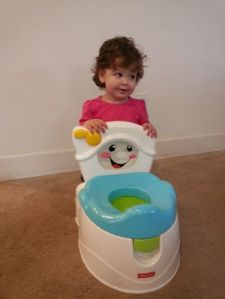 New potty!