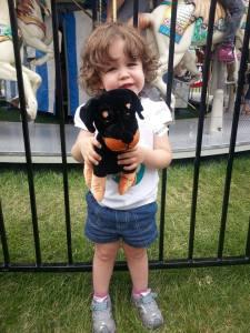 New doggie Seamus