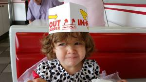 In-N-Out cutie