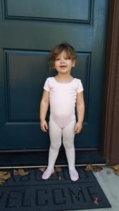 Ready for ballet!