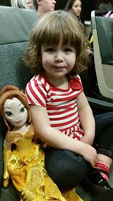 Eliza and Belle on BART