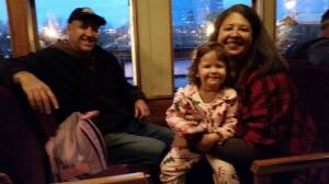 On the Polar Express