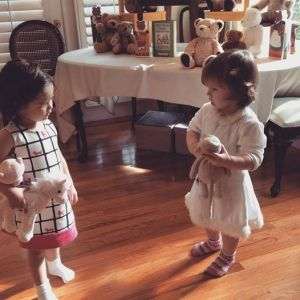 Showdown with Summer: who is really a princess??