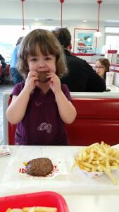 In-N-Out for lunch