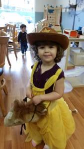 Cowgirl princess