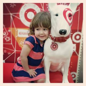 Fun at Target